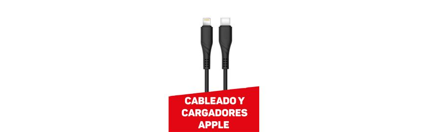 CABLEADO/CARGADORES APPLE