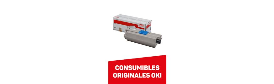 CONSUMIBLE ORIGINAL OKI