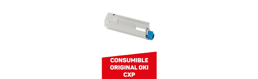 CONSUMIBLE ORIGINAL OKI CXP