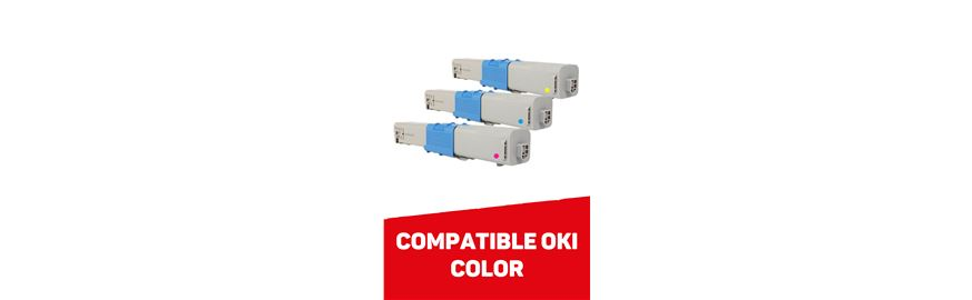 COMPATIBLE OKI COLOR