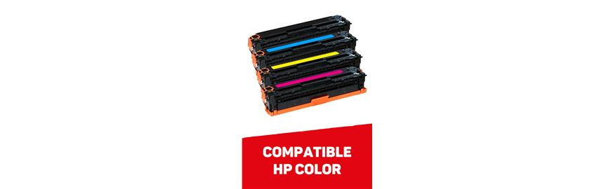 COMPATIBLE HP COLOR